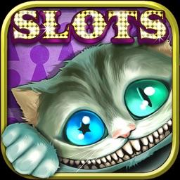 Slots in wonderland