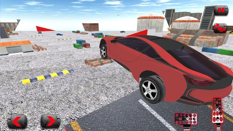 Car Crash Engine: Speed Bumps screenshot-3