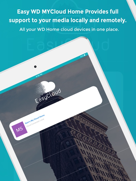 Easy WD MyCloud Home screenshot 6