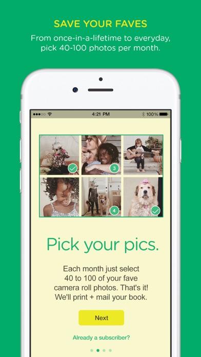 Groovebook: Book of Prints app image