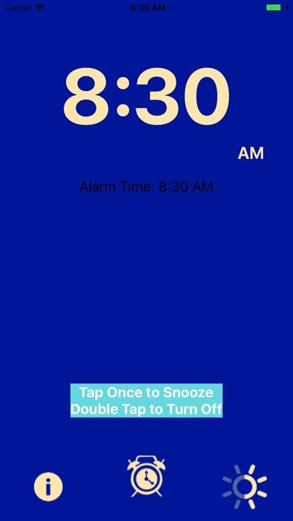 Light Awake Alarm Clock screenshot-3