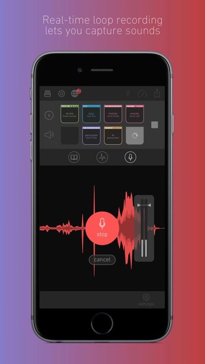 Blocs Wave - Make and Record Music screenshot-3