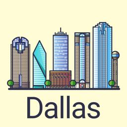 Ícone do app Dallas Guia de Viagem