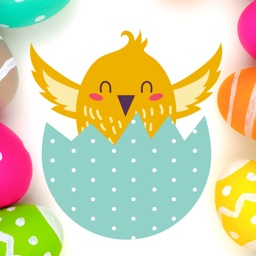 Easter Holiday Stickers!