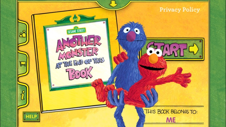 Another Monster at the End of This Book with Elmo! screenshot-0