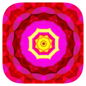 Hippie Wallpaper Overlays Maker Pro app