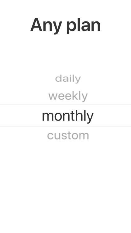 Databit: Data usage manager screenshot-3