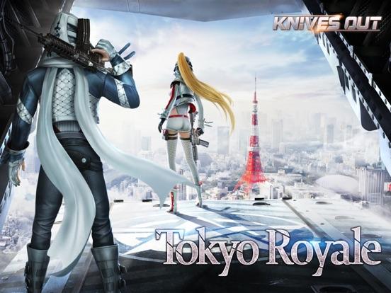 Knvies Out-Tokyo Royale на iPad