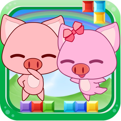 Download Piggy Island adventure Game free for iPhone, iPod and iPad