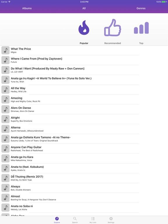 Music Zone - Music Player-ipad-0