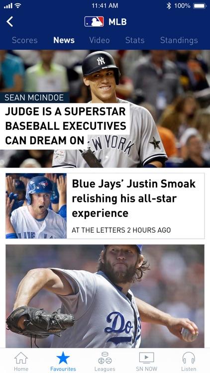 Sportsnet screenshot-4