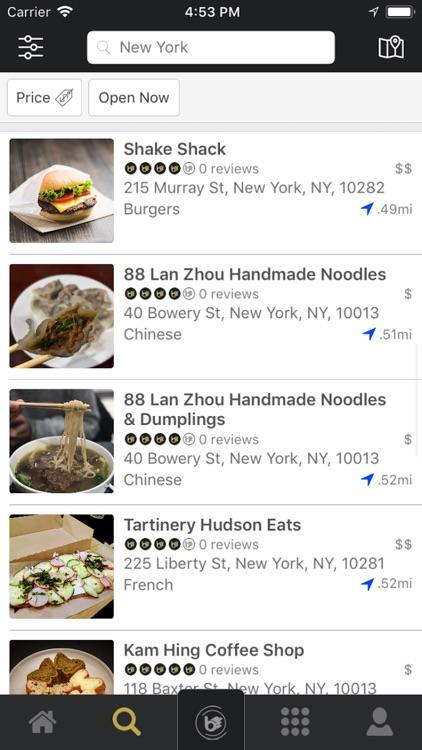 Bravo:  Food, Hotels, Services screenshot-3