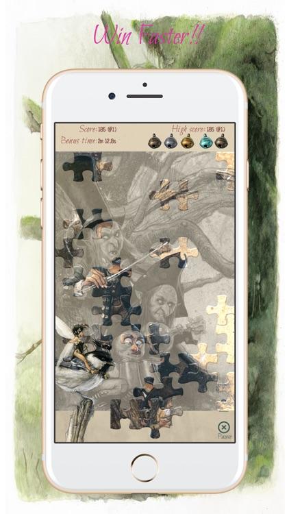 Goblin's WAY Jigsaw Challenge screenshot-3