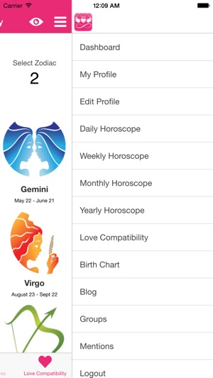 Ask Oracle - Daily Horoscope & Love Compatibility on the App