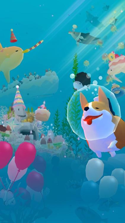 Tap Tap Fish - 1st Anniversary celebration event screenshot-0
