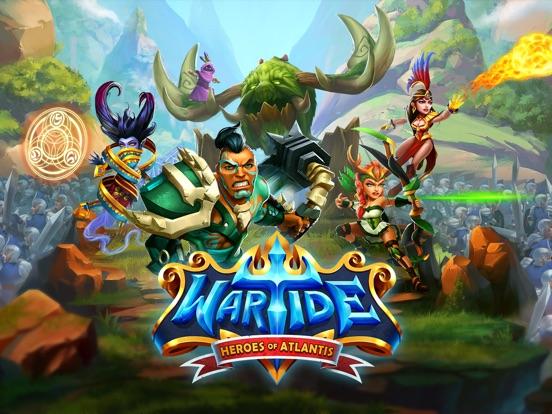 Wartide: Heroes of Atlantis на iPad