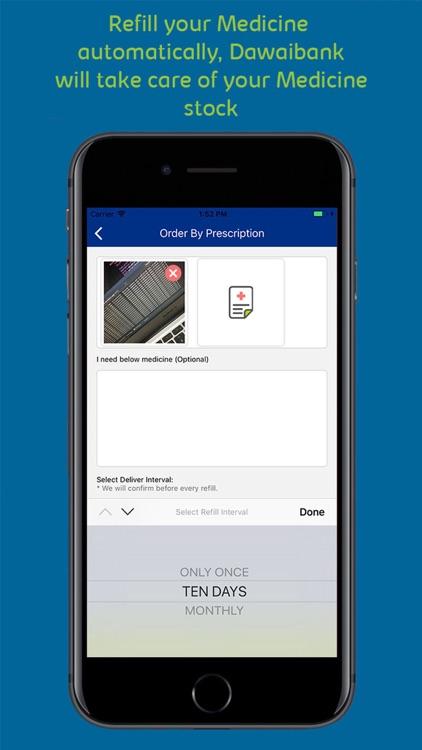 Dawaibank - Pharmacy App screenshot-5