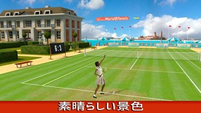 テニスゲーム・狂騒の20年代 screenshot1