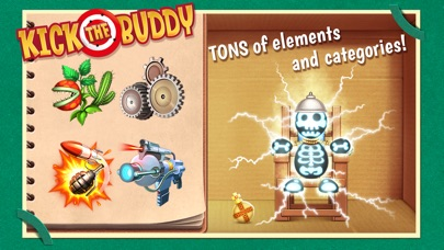 Kick the Buddy (Ad Free) screenshot 4