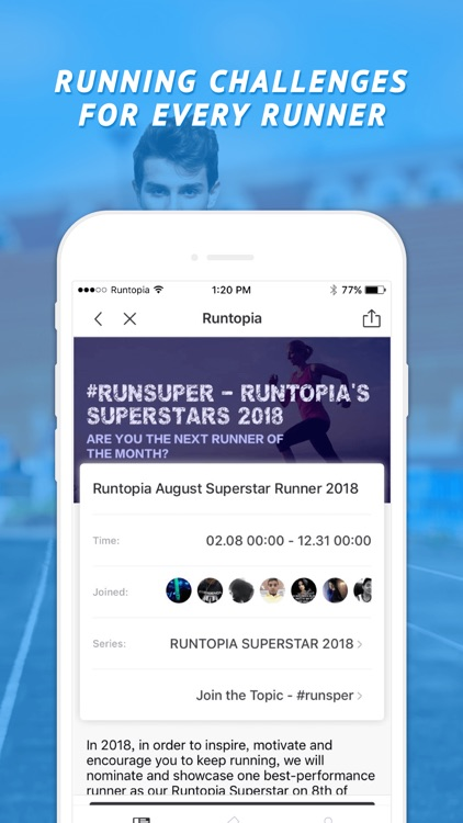 Runtopia Pays You To Get Fit screenshot-5