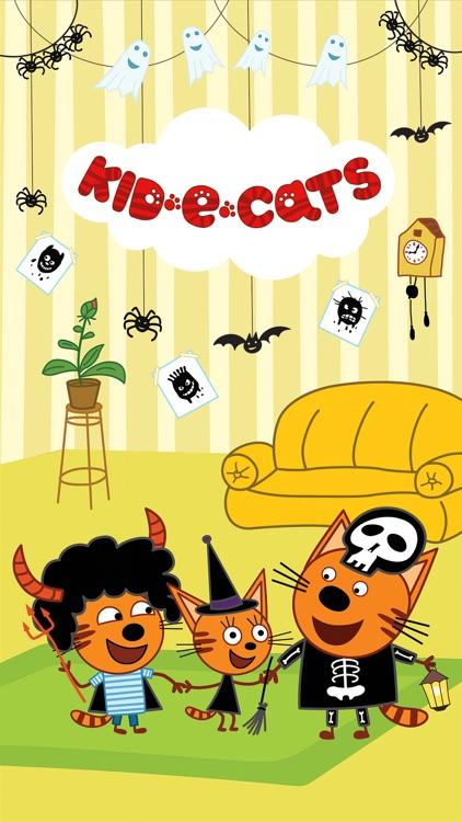 Kid-E-Cats: Halloween