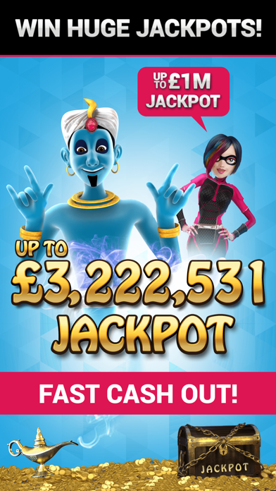 Wicked Jackpots New Netent Casino Slots & Roulette screenshot two