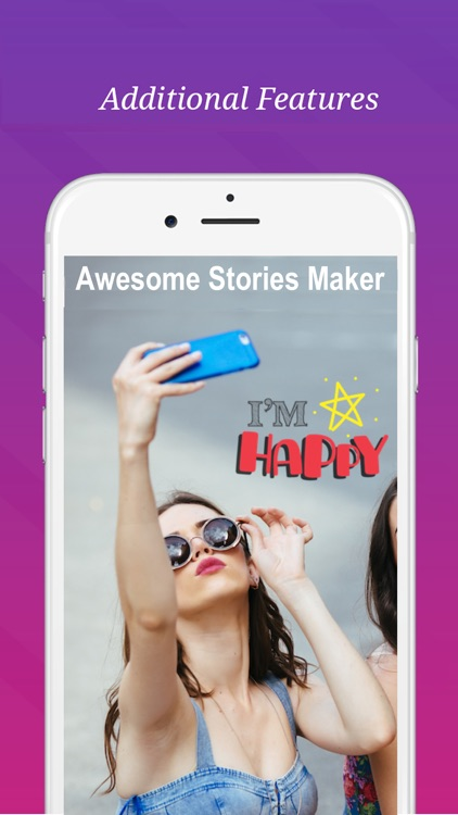 Post Split Pic - Stories Maker screenshot-3