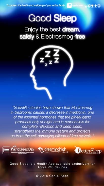 Good Sleep: Save your Health screenshot-4