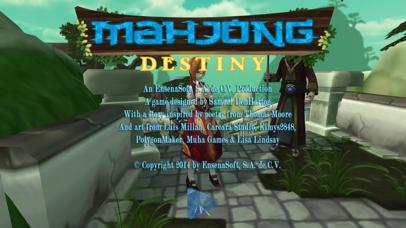 Mahjong Destiny screenshot 1