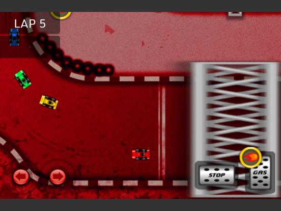 Racing Riders Z - Zombie Road screenshot 8