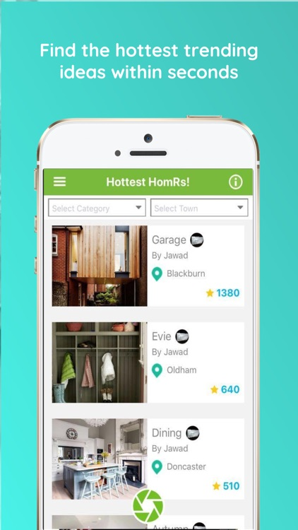 HomR-great ideas for your home