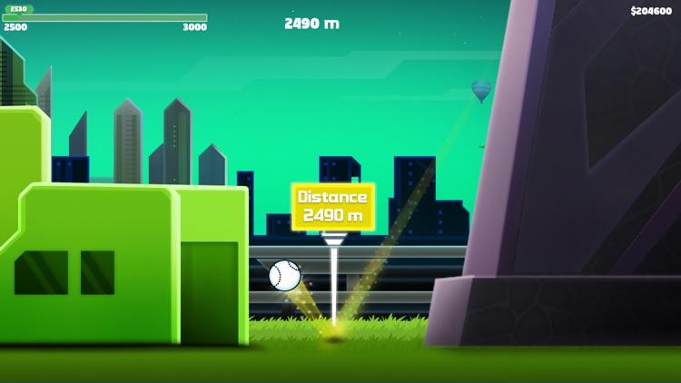 Flick Hit Baseball : Home Run screenshot-4