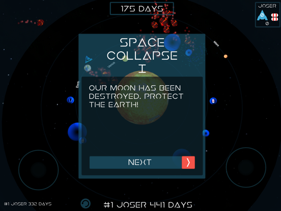 Space Collapse I screenshot 5