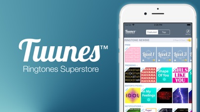 download TUUNES™: Sonneries pour iPhone apps 1
