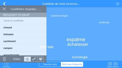 Dictionnaire Le Rober... screenshot1
