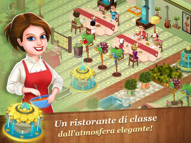 Star Chef™ : Gioco di Cucina Screenshot
