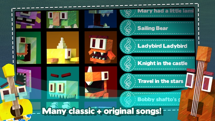 Monster Chords: Fun with Music screenshot-4