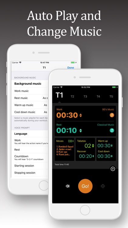 Tabata Timer Pro - GoFit Now screenshot-3