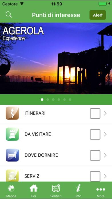 Screenshot of Agerola Exp1
