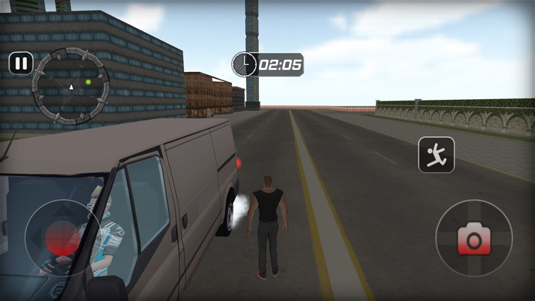 Gangster Drive To Town screenshot-3