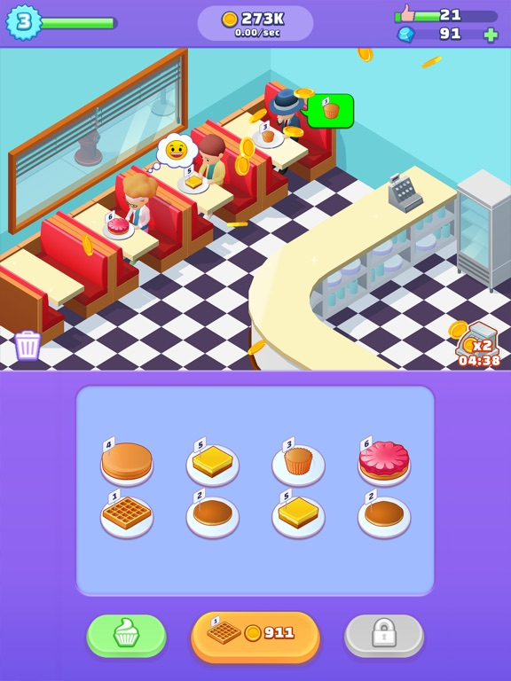Merge Bakery screenshot 9