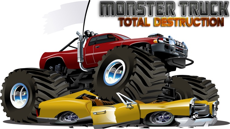Monster Truck Crushing Power screenshot-0