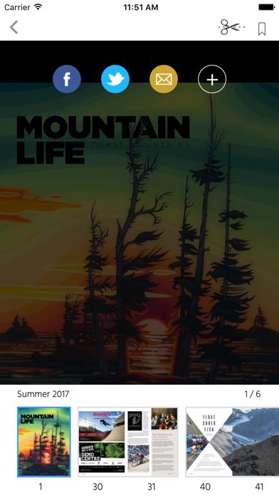 Mountain Life COAST MOUNTAINS screenshot 2
