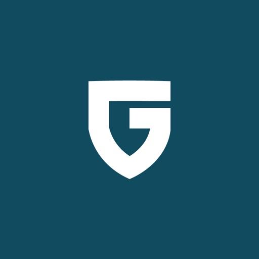 GuardedOnDuty application logo