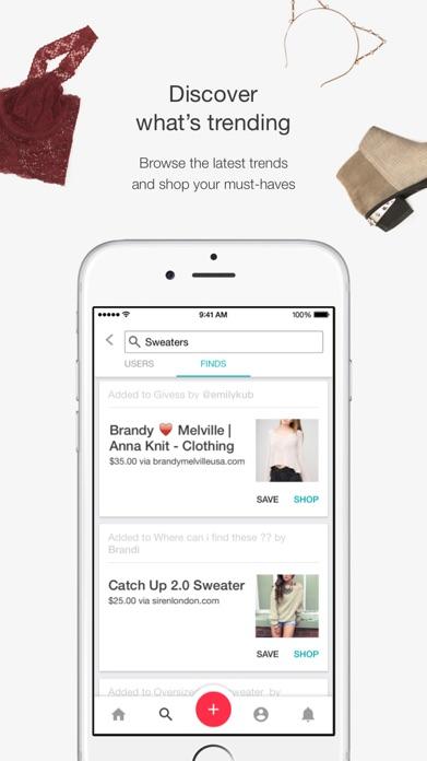 The Hunt - Style & Shopping Screenshot