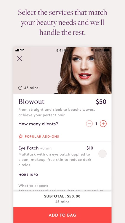 Glamsquad - On-Demand Beauty