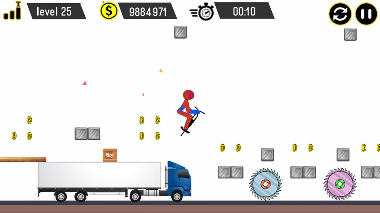 Pogo Stick: Racing Bikes screenshot-8