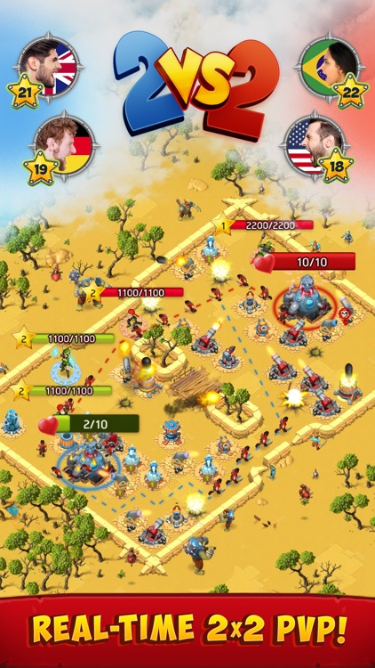 Survival Arena™ TD screenshot-3