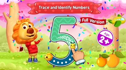 123 Numbers - Count & Tracing for Windows