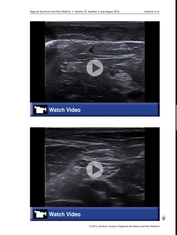 Regional Anesthesia and Pain Medicine screenshot-4